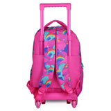 Trolley Backpack With Wheels Mermaid
