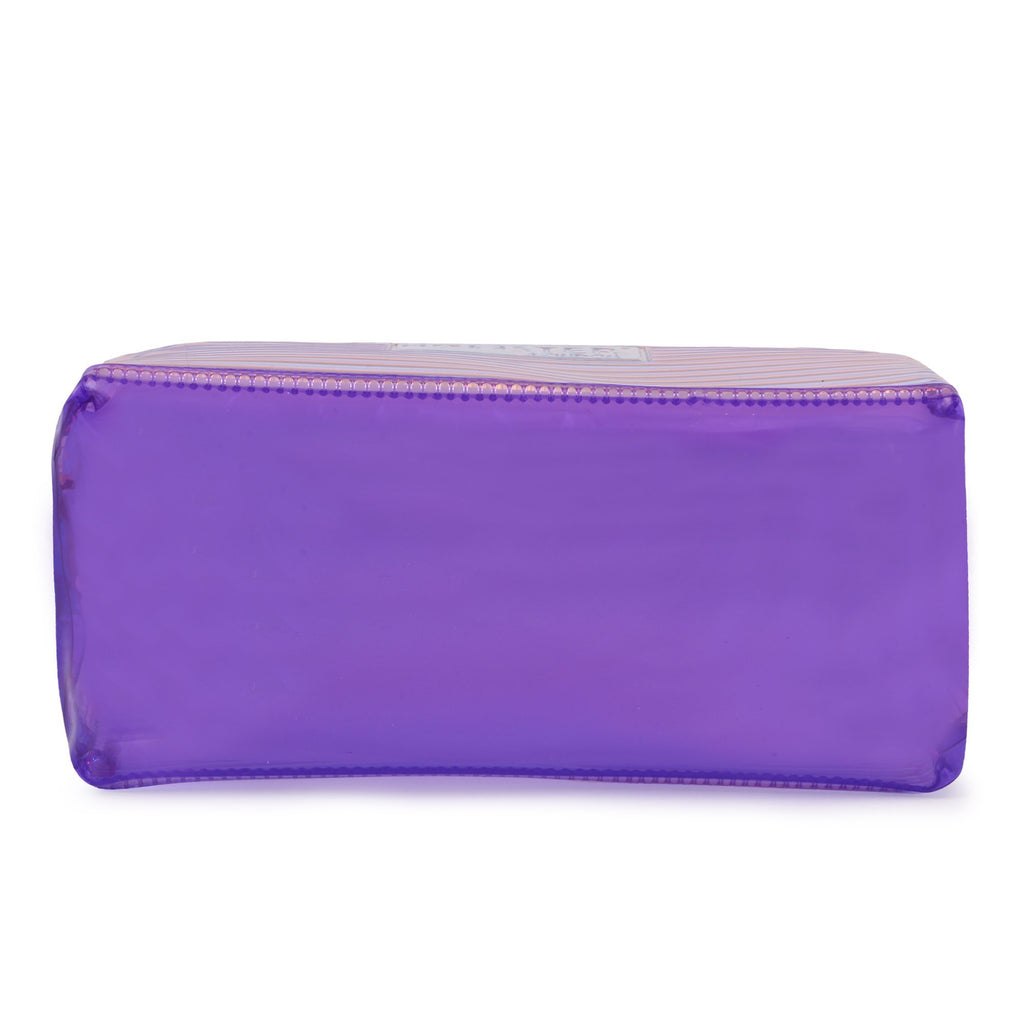 Perfect Pouch For Your Makeup Accessories Purple