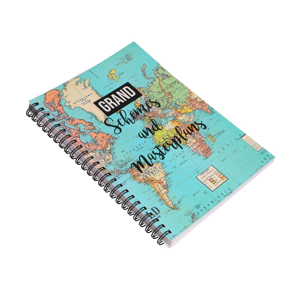 A5 Spiral traveller Notebook