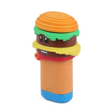 Scented Sharpener & Eraser Burger