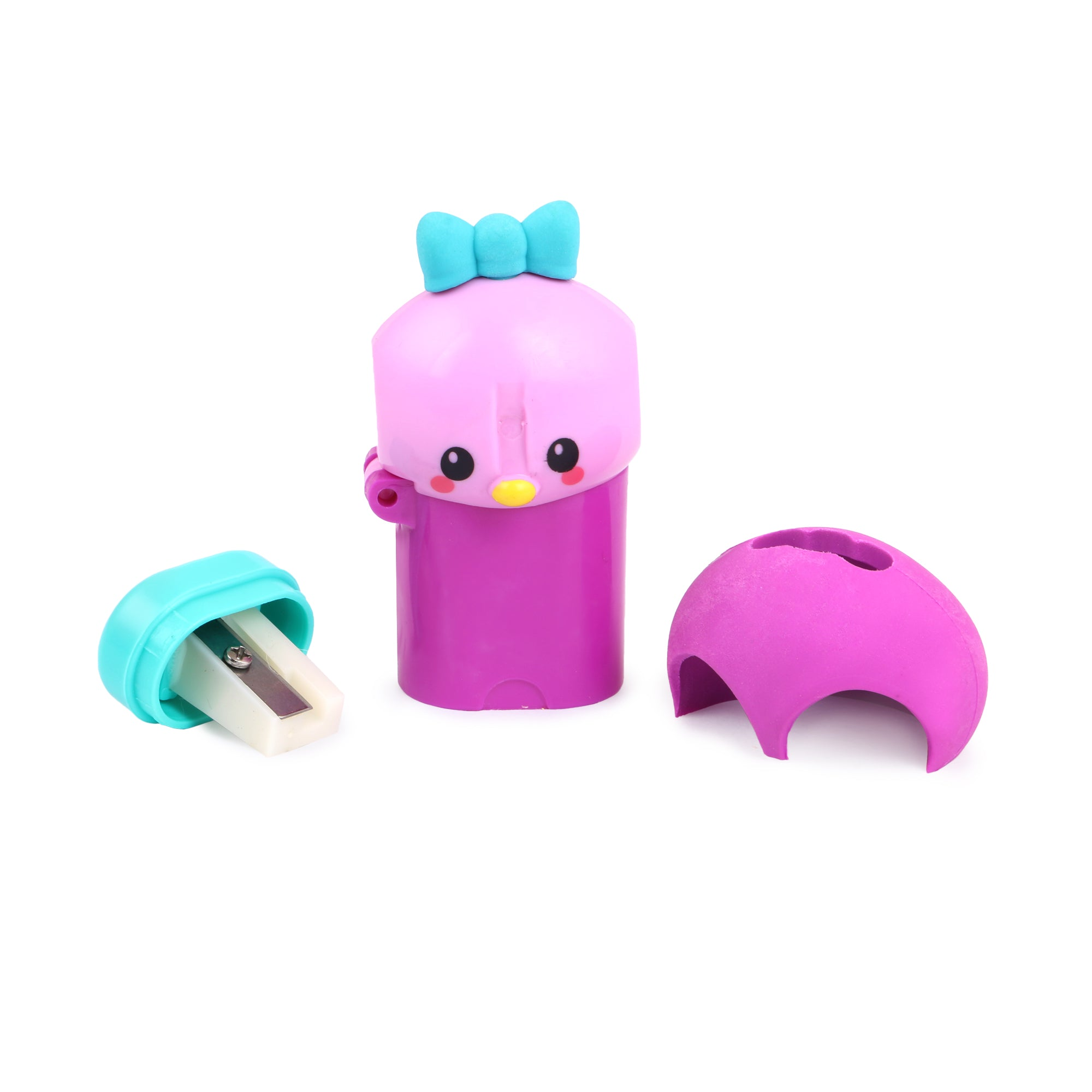 Scented Sharpener & Eraser Cuticon