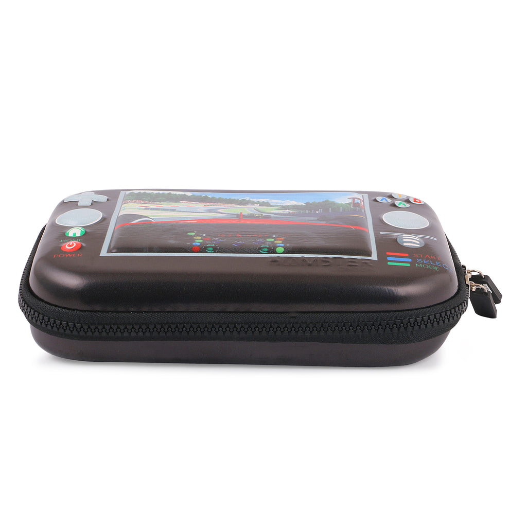 Hardtop Pencil Case Organizer Gamer Black