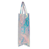 HL MEDIUM RAVER TOTE COMBO WHITE