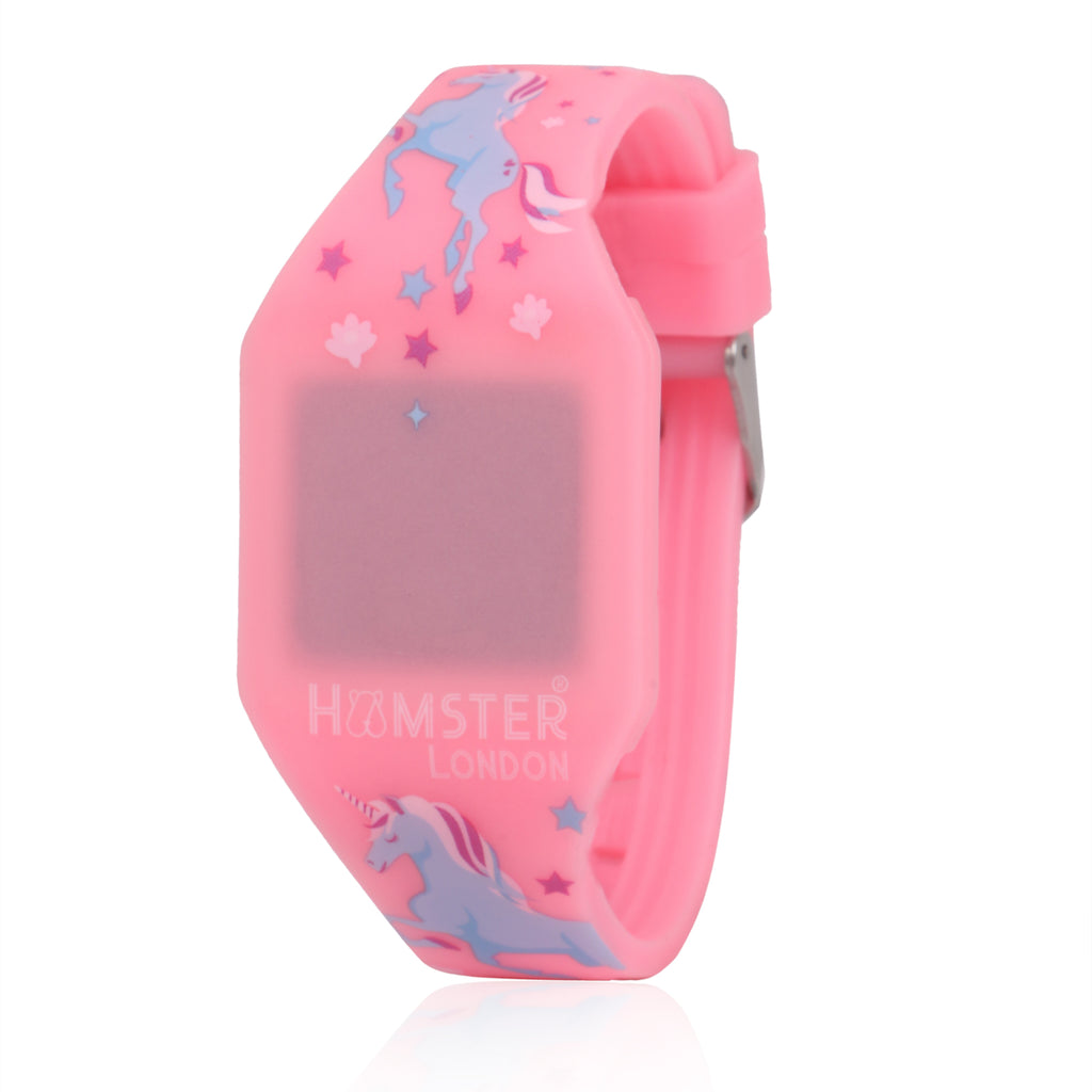 Glow in The Dark LED Watch Unicorn