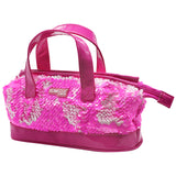 Sequence Mini Handle Bag Pink