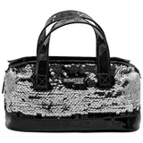 Sequence Mini Handle Bag Black