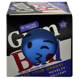 Gum Ball Stress Ball Blue