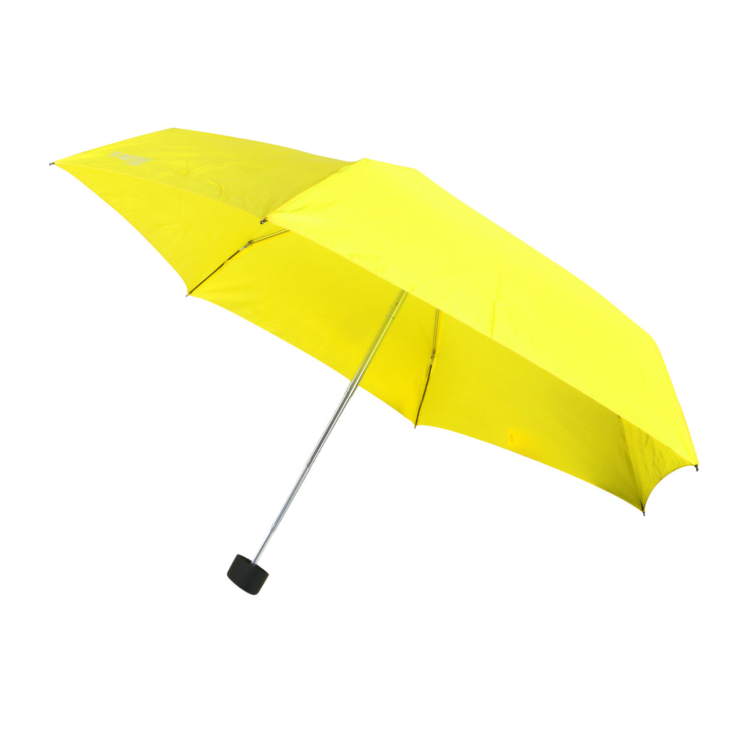 Mini Yellow Umbrella with UV Coating