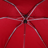Mini Red Umbrella with UV Coating