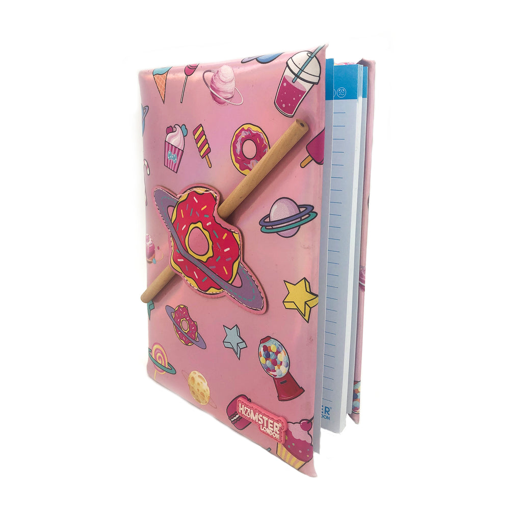 LoL Diary With Pencil
