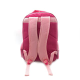 Sequence Heart Backpack With Sequence Handle Bag