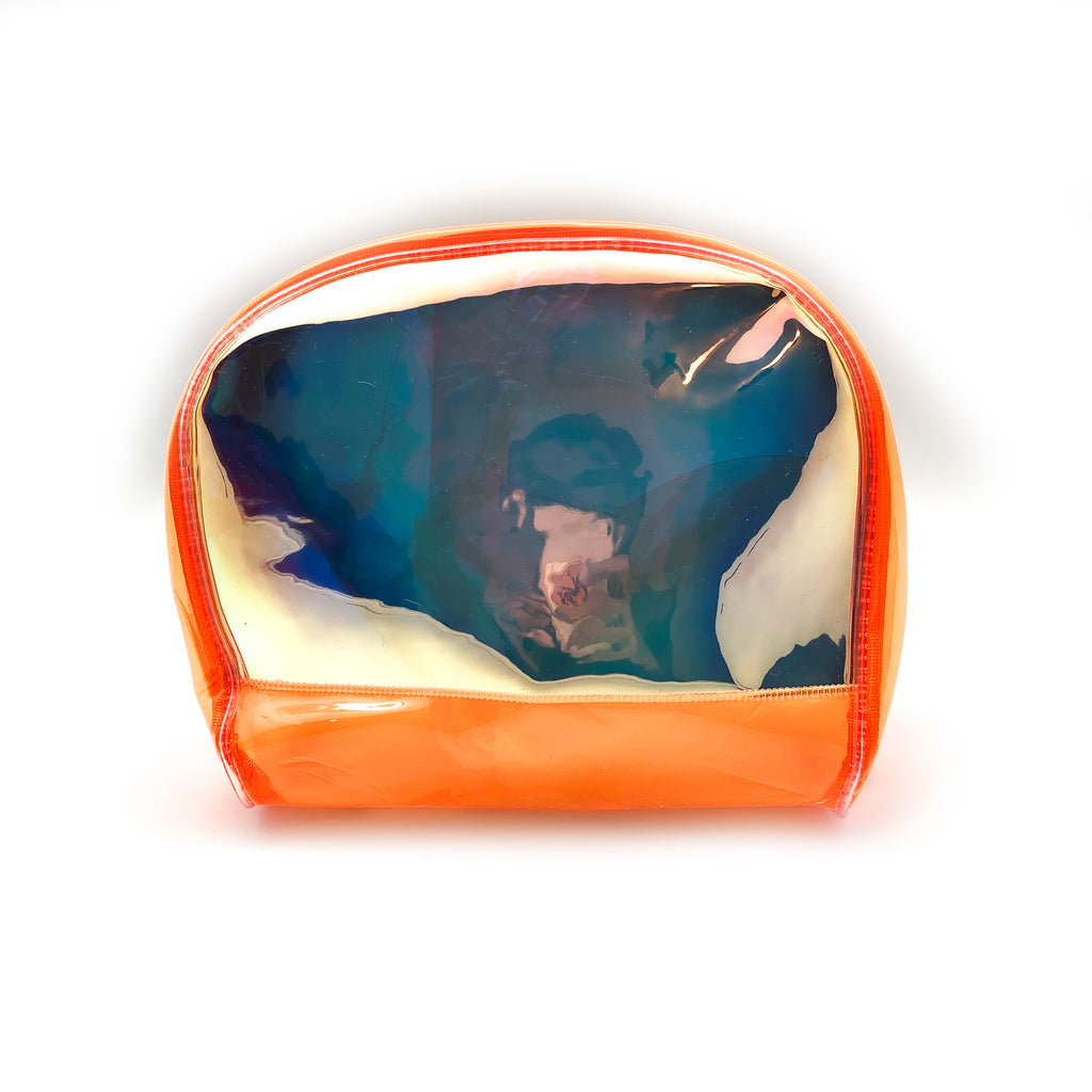 Shell Pouch Orange