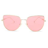 HL Sunberry Shades Of Pink Glasses With Chain