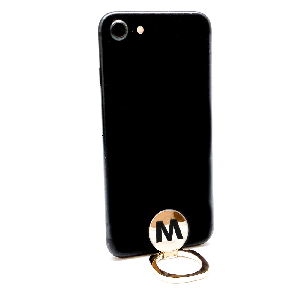 Alphabet Phone Ring (M)