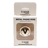 Alphabet Phone Ring (V)