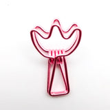 Crown Shape Paper Binder Clip