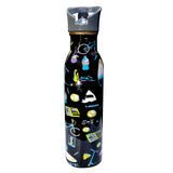 Printed Shark Copper Bottle (750ml)