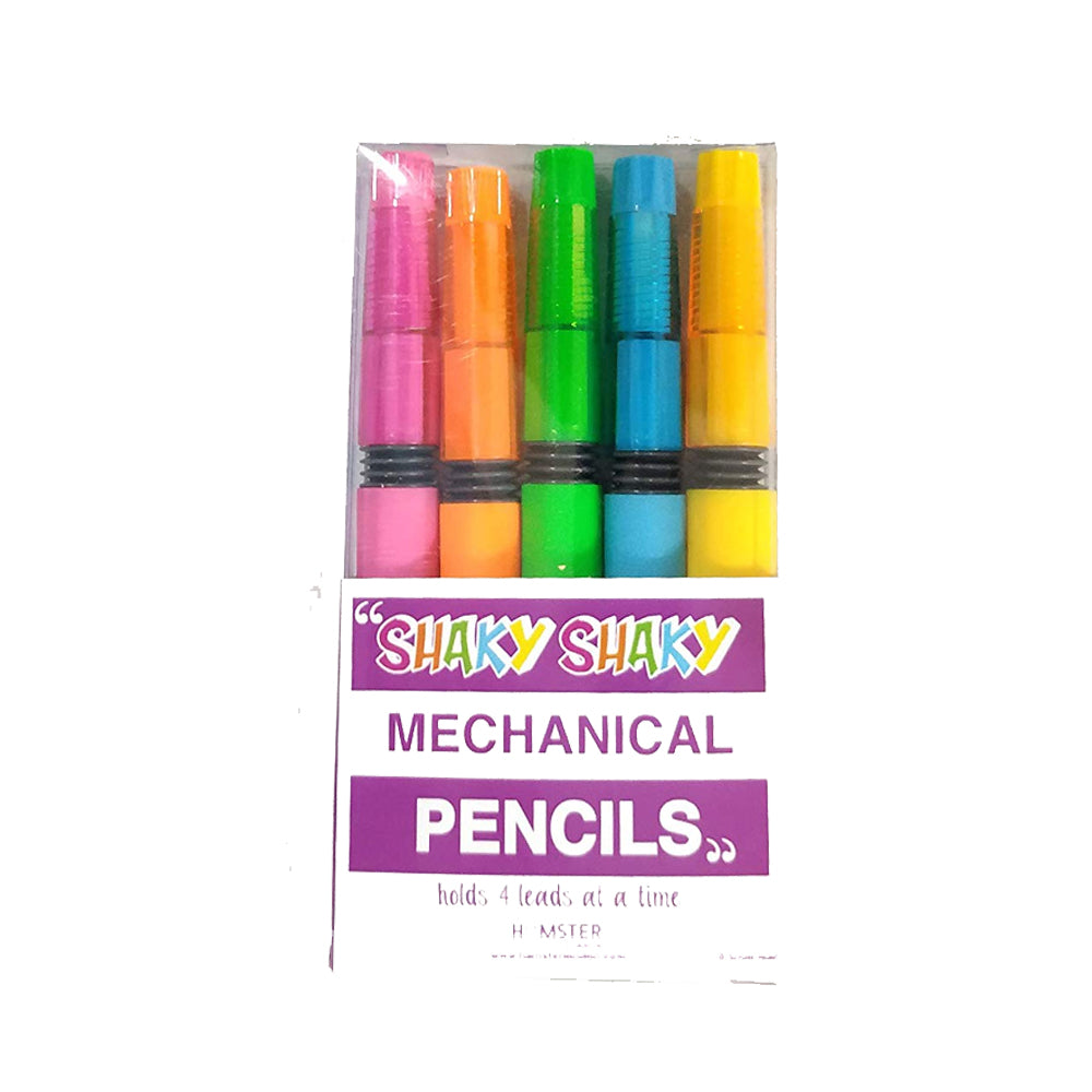 Shaky Lead Pencil Pack of 5