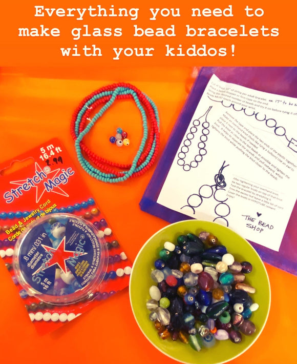 Get Started Making Stretchy Bracelets Kit