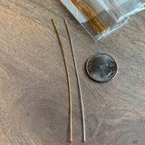 Plated Headpins