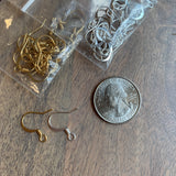 Plated Earwires