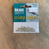 Plated Crimp Beads