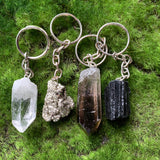 Protection Stone Keychains