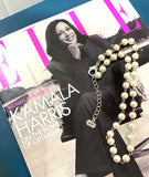 Kamala: Inspire faux pearl necklace