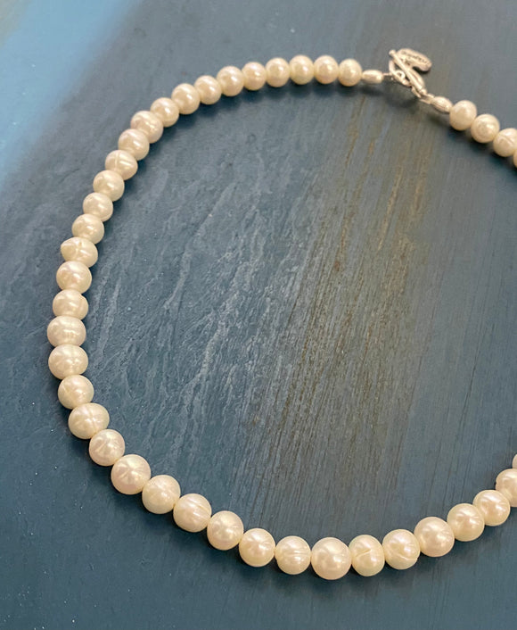 Kamala: Inspire real pearl necklace