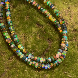 Ethiopian Black Opals - Non-Graduated 5mm Full Strand
