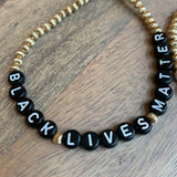 Just Say It - Letter Beads by the Word
