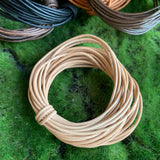 Round Leather - 1.5mm - 5m