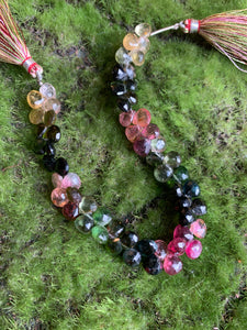 Tourmaline Briolettes - Multi-Color