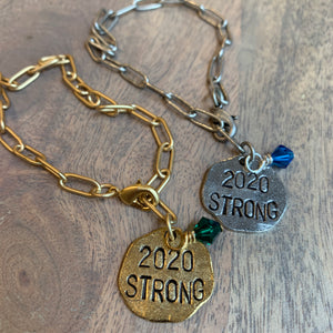 Class of 2020 Charms and Charm Bracelets