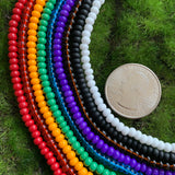 Seed Bead Rainbow Set