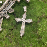 Sterling Silver Crosses and Connectors