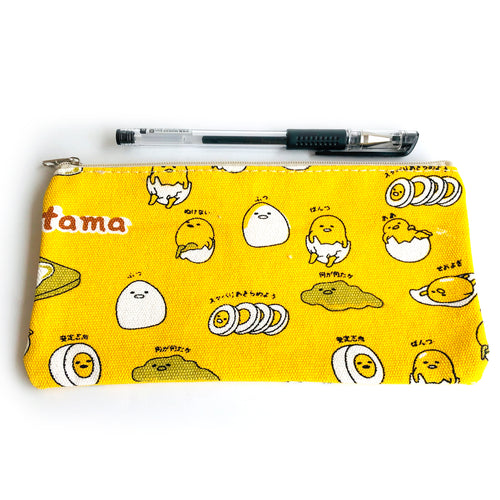Gudetama Pencil Case-GC05