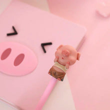Load image into Gallery viewer, Pink Pig Notebook Set- A style