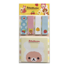 Load image into Gallery viewer, Rilakkuma Memo-003