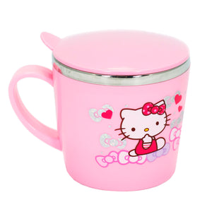 Hello Kitty Cup with Lid