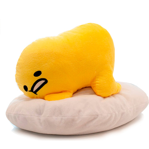 Gudetama on Eggshell Face down Pose