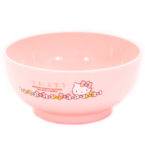 Hello Kitty Pink Bowl
