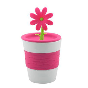 DAISY MUG- Hot Pink