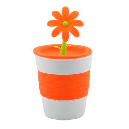 DAISY MUG-  Orange