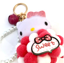 Load image into Gallery viewer, Hello Kitty Keychain- Red