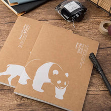 Load image into Gallery viewer, Elephant Animal Notebook