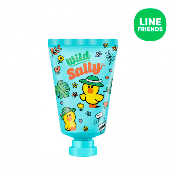 Love Secret Hand Cream (MISSHA X LINE FRIENDS Edition) - Cotton White