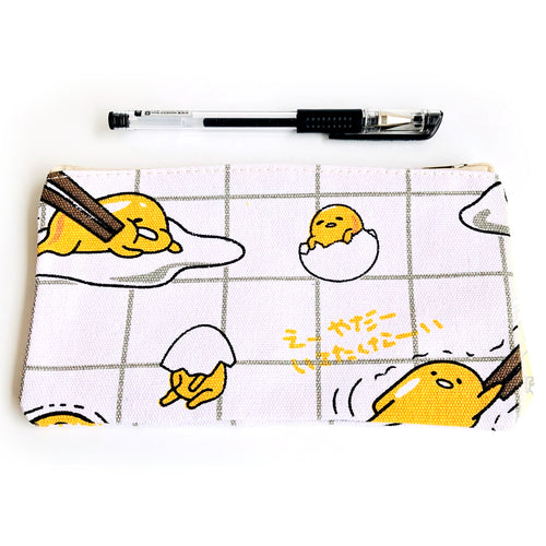 Gudetama Pencil Case - GC06 - Coming Soon!