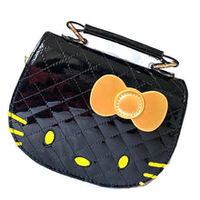 Load image into Gallery viewer, Hello Kitty Hand Bag -Black