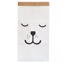 Load image into Gallery viewer, Puppy Face Paper Bag Decor